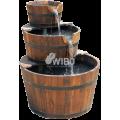 Houten Waterornament