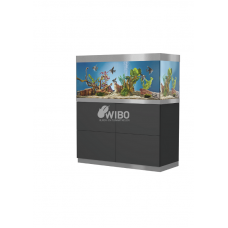 HighLine Aquarium 300 Decor Antraciet